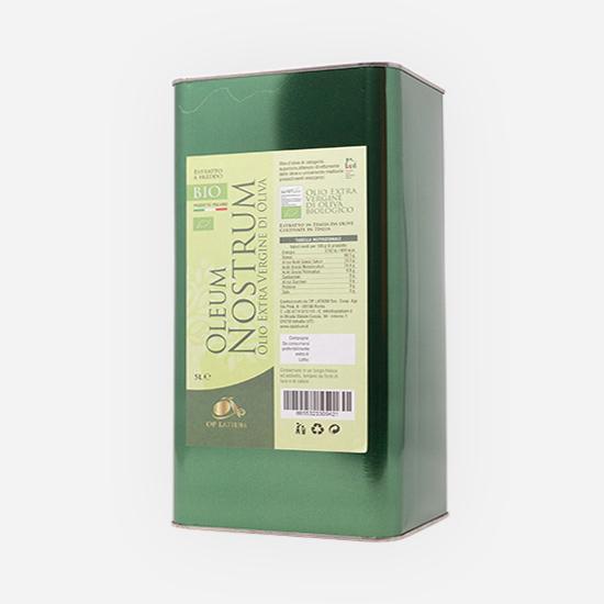 Oleum Nostrum Organic - 3Lt