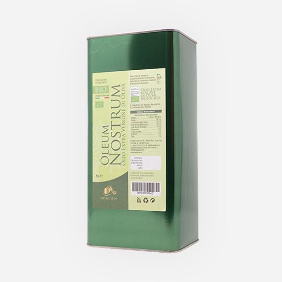 Oleum Nostrum Organic - 5Lt